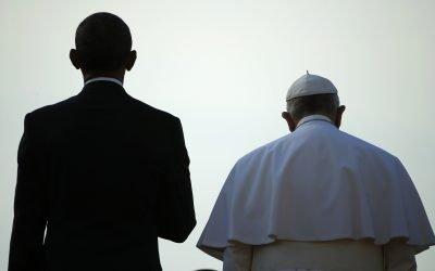 Quella lotta alla disuguaglianza (di potere) che unisce Papa Francesco e Obama